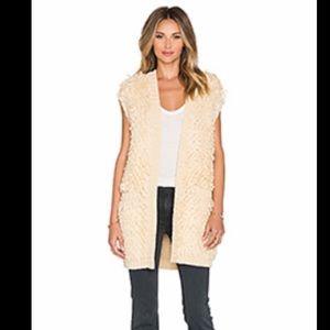 Tularosa Agnes knit coat